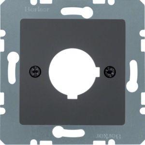 Berker - 14321606 - Zentralstück Ø22,5mm S.1/B.3/B.7