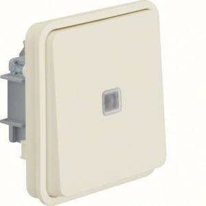 Berker - 30863522 - Wechselschalter-Einsatz beleuchtet W.1