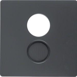 Berker - 11966086 - Zentralstück für Lautsprecher-Steckdose