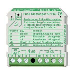 Schalk - FE3SE9 - Funk-Empfängerschalter