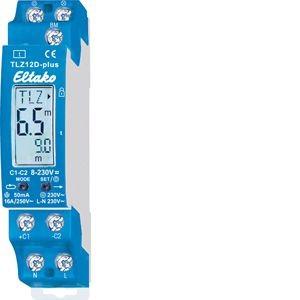 Eltako - 23100800 - Treppenlicht-Zeitschalter TLZ12D-plus