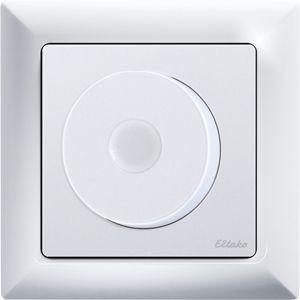 Eltako - 61100881 - Dreh-Tast-Dimmschalter DTD55L-230V-wg