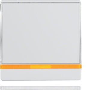 Berker - 16966089 - Kontroll-Wippe mit großem Beschriftungsfeld Q.1/Q.3