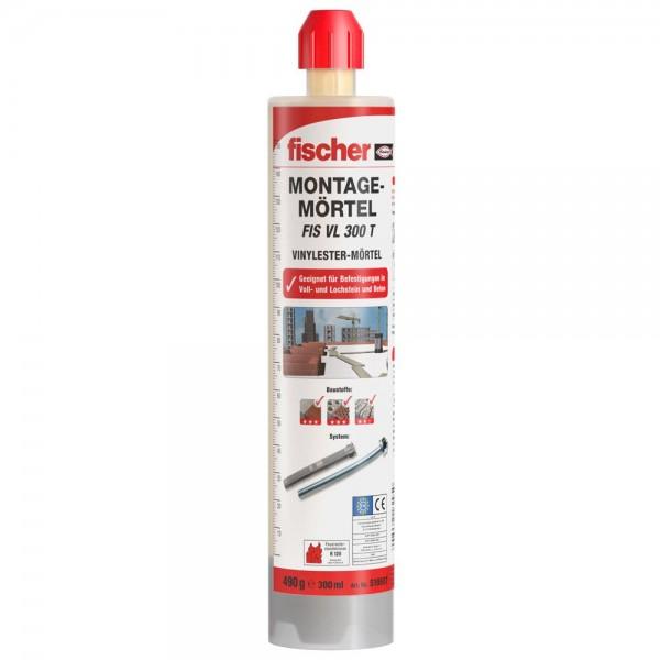 Fischer - 519557 - Montagemörtel 300 T