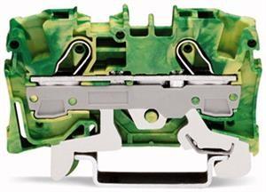 Wago - 2006-1207 - 2-Leiter-Schutzleiterklemme