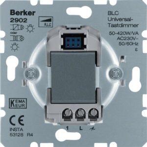Berker - 2902 - BLC Universal-Tastdimmer-Einsatz