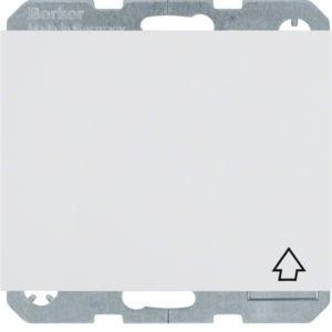 Berker - 47517109 - Steckdose mit Klappdeckel und erhöhtem Berührungsschutz K.1