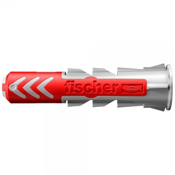 Fischer - 555006 - 100x Dübel DUOPOWER 6x30