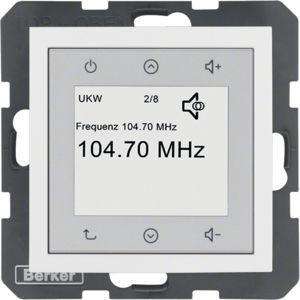 Berker - 28849909 - Radio Touch S.1/B.3/B.7