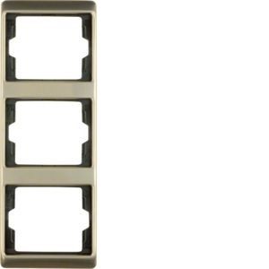 Berker - 13340001 - Rahmen 3-fach