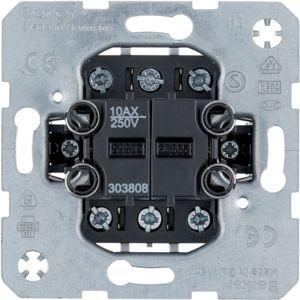 Berker - 303808 - Doppel-Wechselschalter
