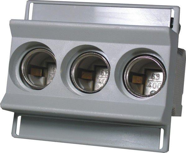 ETI - 002221021 - Keramik-Sicherungssockel NEOZED D01 3-polig