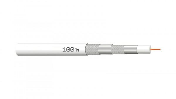 Megasat - 100066 - 100m Koaxialkabel 120dB