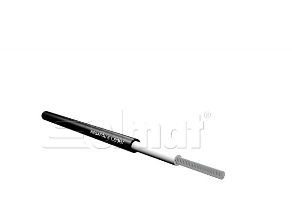 Elmat - 1052001-S - NSGAFOEU 1x1,5mm²