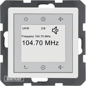 Berker - 28846089 - Radio Touch Q.1/Q.3