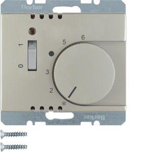 Berker - 20309004 - Temperaturregler mit Wippschalter