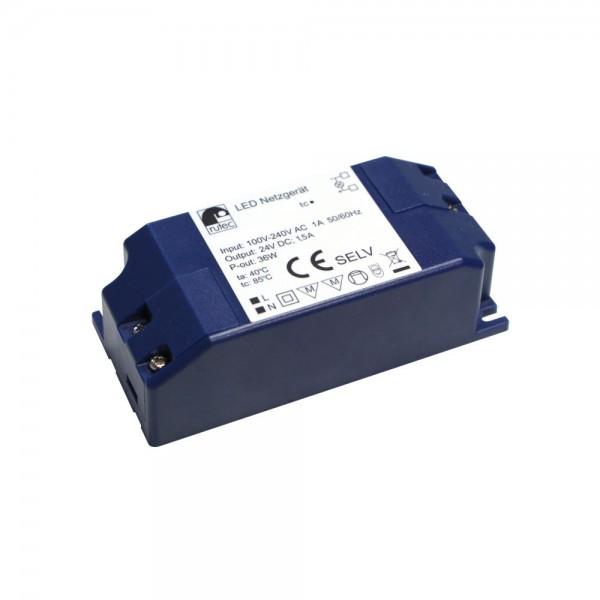 Rutec - 85468 - LED-Netzgerät 12V 36W