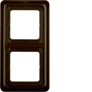 Berker - 132901 - Rahmen 2-fach UP IP44