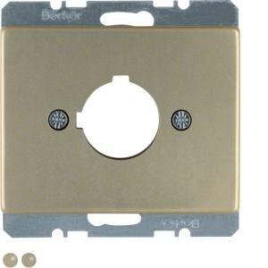 Berker - 10710101 - Zentralstück Ø22,5mm Arsys