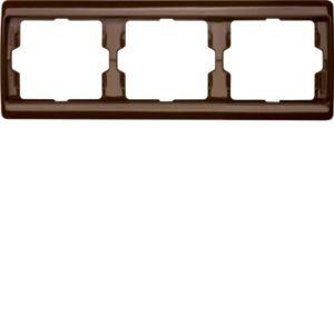Berker - 13730001 - Rahmen 3-fach