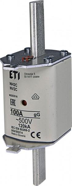 ETI - 004185214 - Schmelzsicherung NH2C 100A