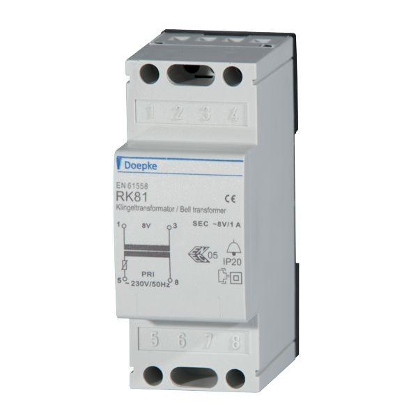 Doepke - 09980085 - Klingeltransformator RK 3U