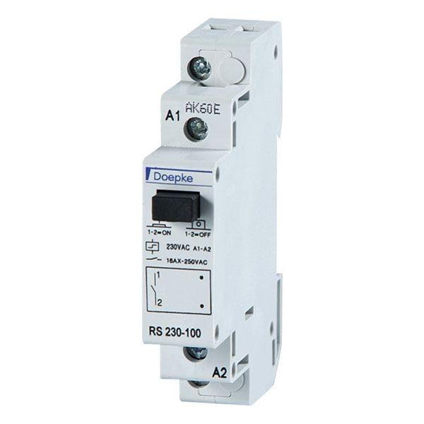 Doepke - 09981031 - Stromstoßschalter RS 012-100