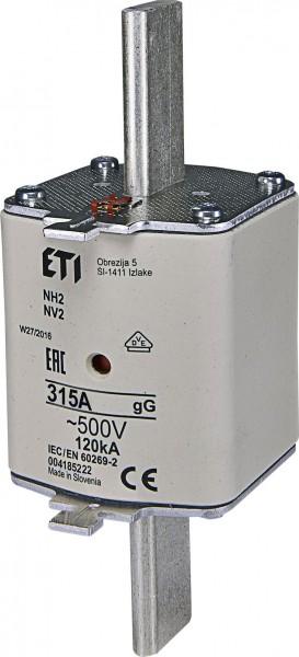 ETI - 004185222 - Sicherung NH2 315A