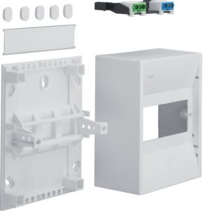 Hager - GD106N - Miniverteiler