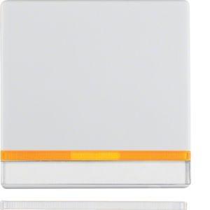Berker - 16286089 - Kontroll-Wippe mit Beschriftungsfeld Q.1/Q.3