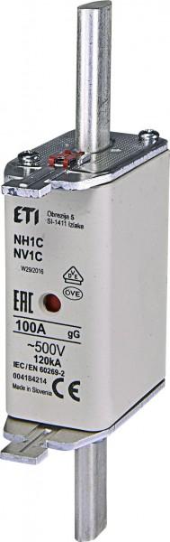 ETI - 004184214 - Schmelzsicherung NH1C 100A