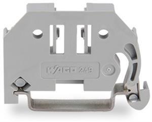 Wago - 249-116 - Schraubenlose Endklammer