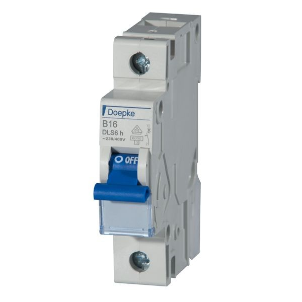 Doepke - 09914023 - Leitungsschutzschalter DLS 6H B16-1