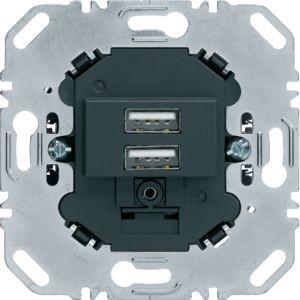 Berker - 260205 - USB-Ladesteckdose