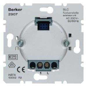 Berker - 2907 - BLC Nebenstellen-Einsatz