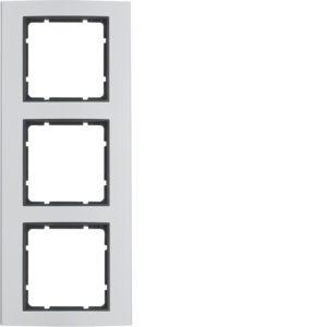 Berker - 10133004 - Rahmen 3-fach