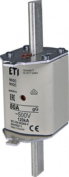 ETI - 004185213 - Sicherung NH2C 80A