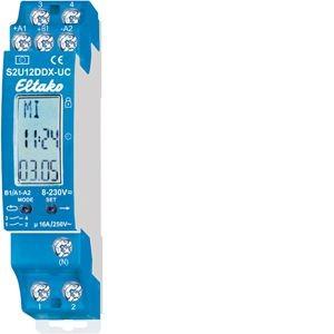 Eltako - 23200901 - Zeitschaltuhr S2U12DDX-UC