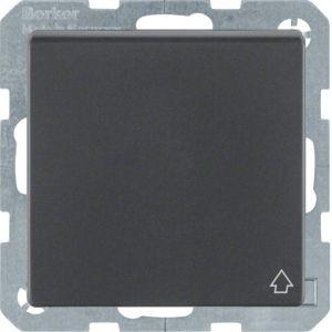 Berker - 47516066 - Steckdose mit Klappdeckel Q.1/Q.3