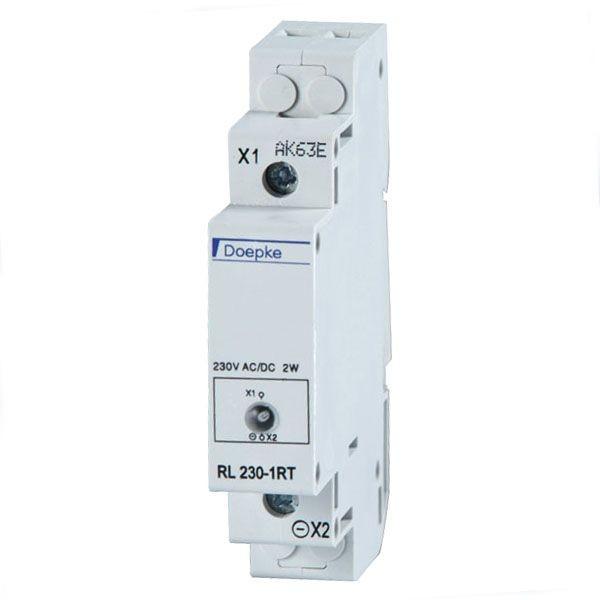 Doepke - 09981090 - Leuchtmelder RL 230-1W