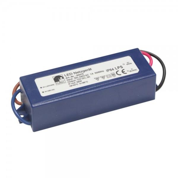 Rutec - 85470 - LED-Netzgerät 12V 36W